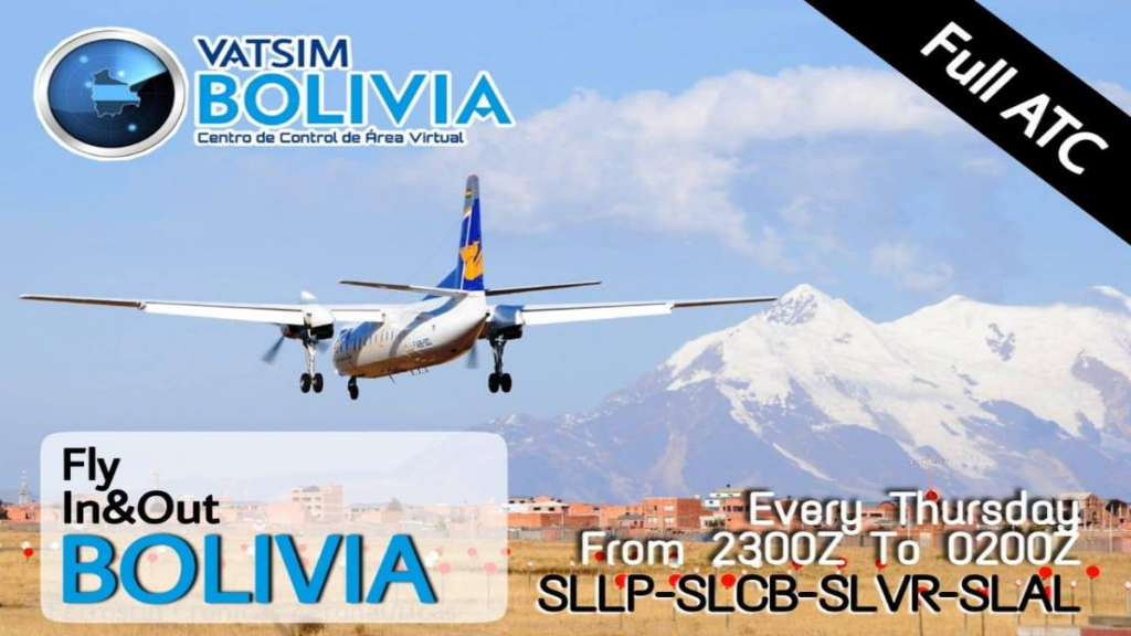 Fly In & Out Bolivia