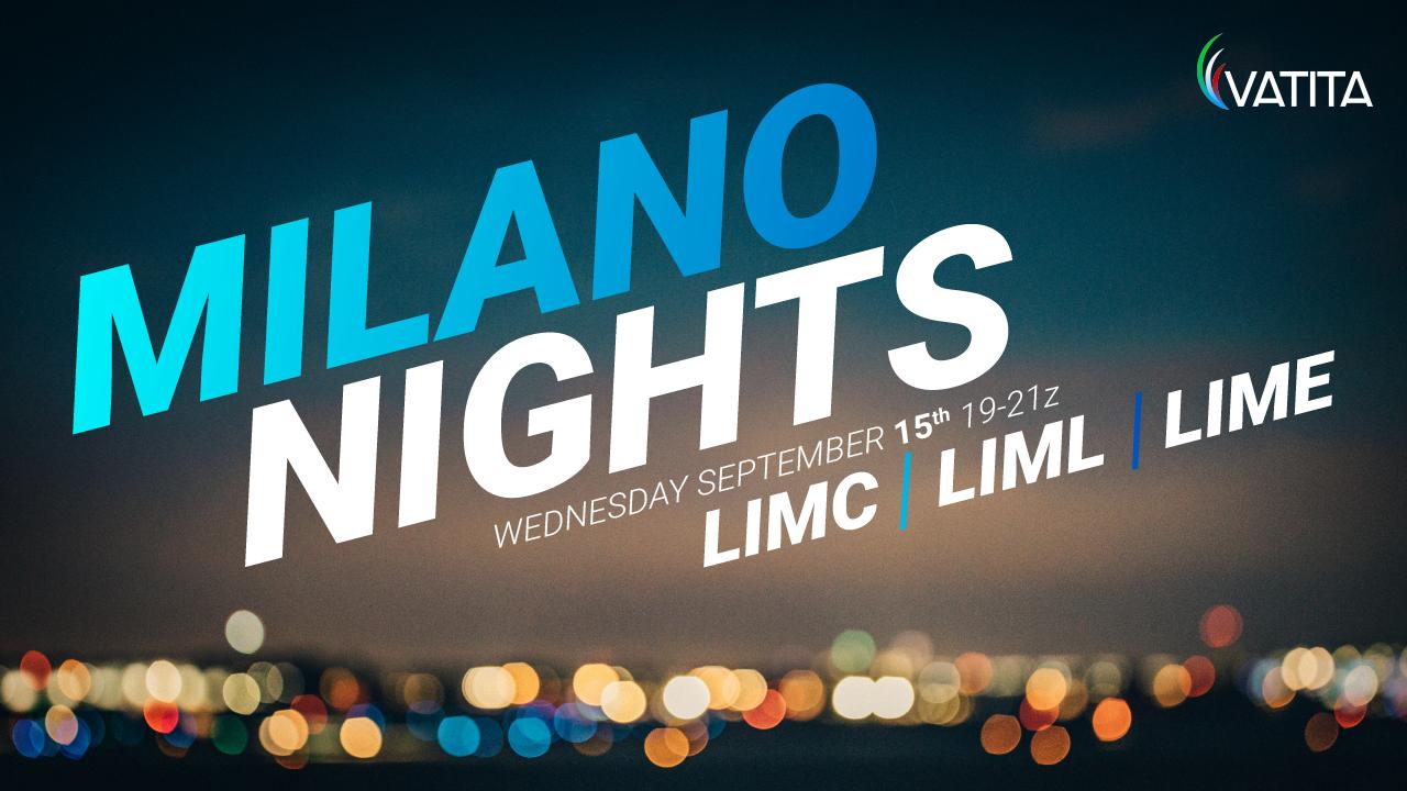 Milano Nights - Virtual Norwegian Events