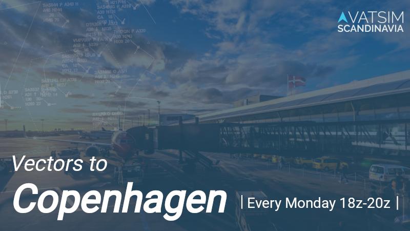 Vectors to Copenhagen - Virtual Norwegian Events
