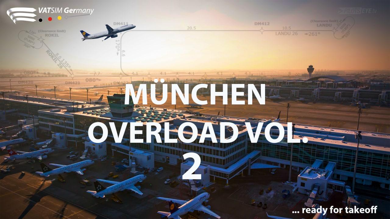 Munich Overload Vol. 2 - Virtual Norwegian Events