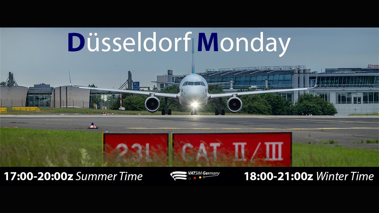 Düsseldorf Monday - Virtual Norwegian Events