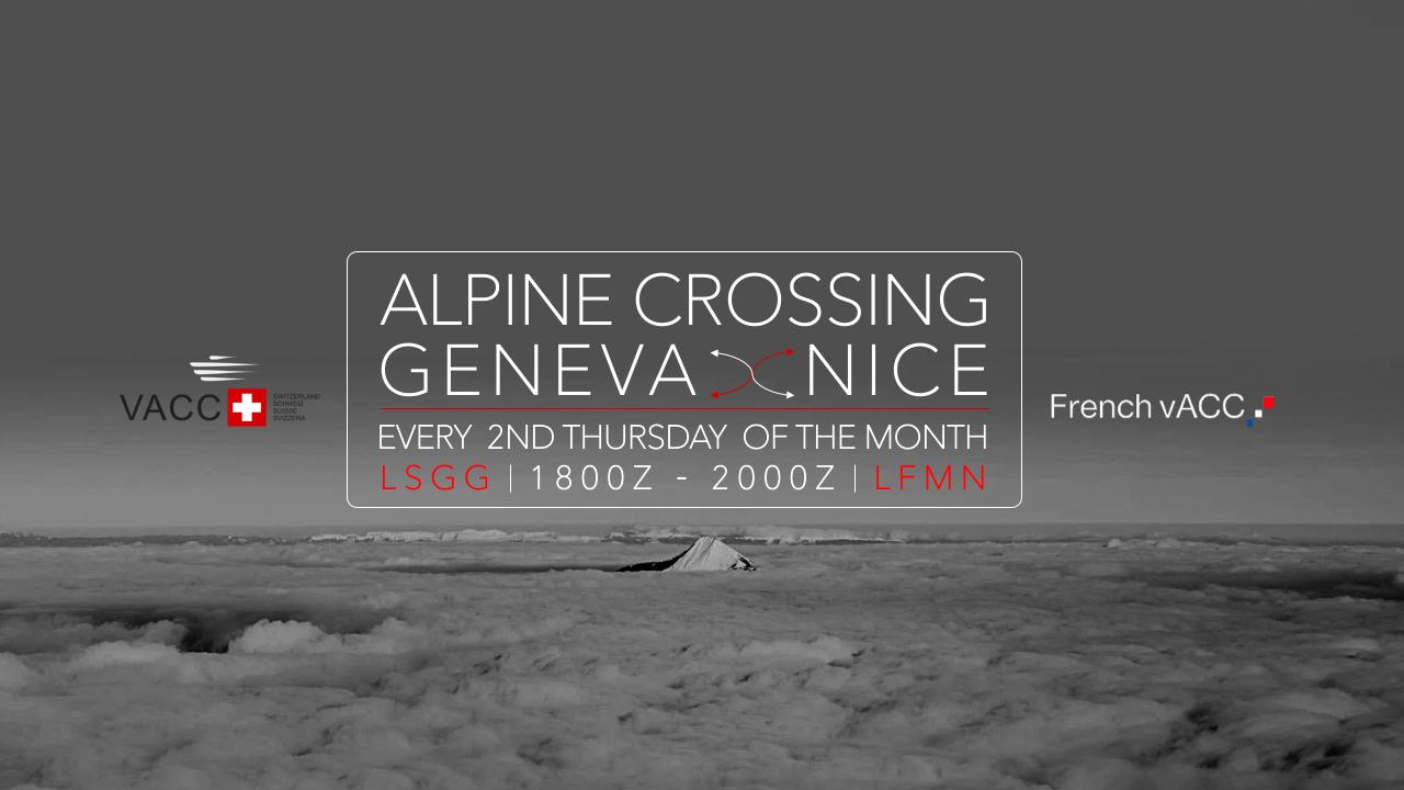 Alpine Crossing - Virtual Norwegian Events