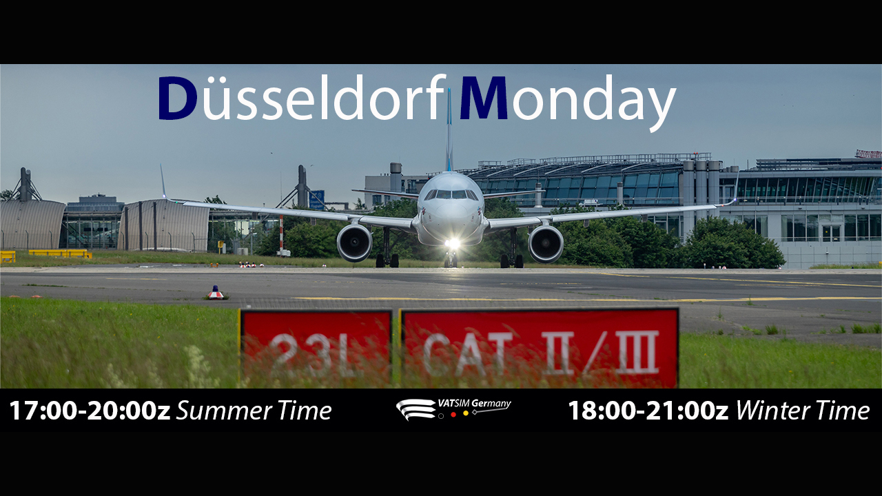Düsseldorf Monday - Virtual Norwegian Events