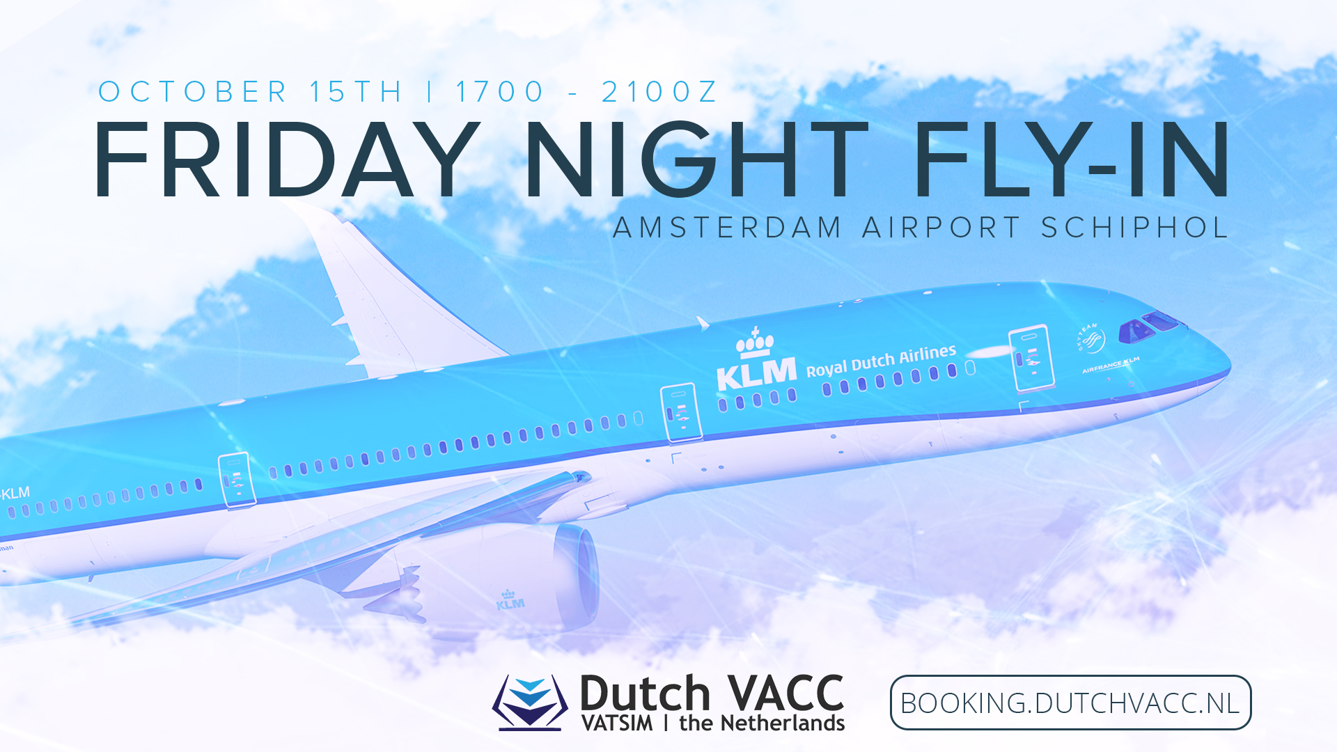 Friday Night Fly-In! - Virtual Norwegian Events