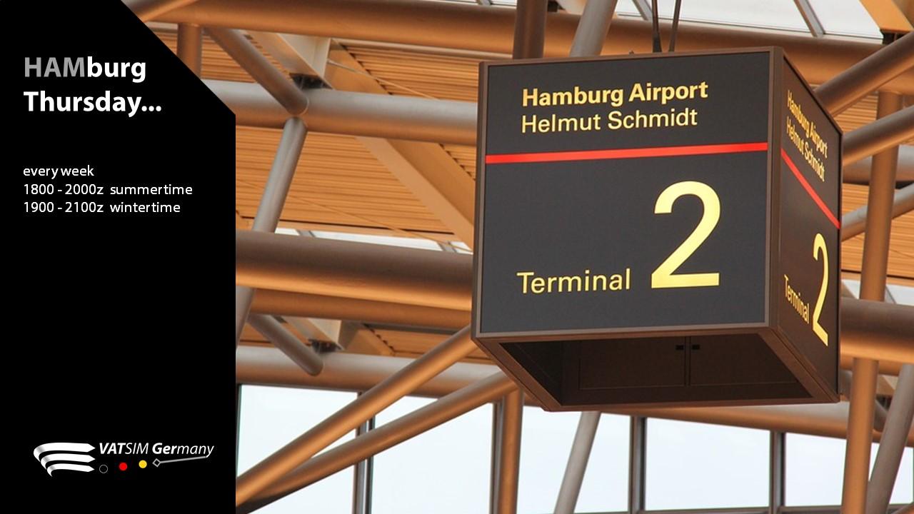 Hamburg Thursday - Virtual Norwegian Events