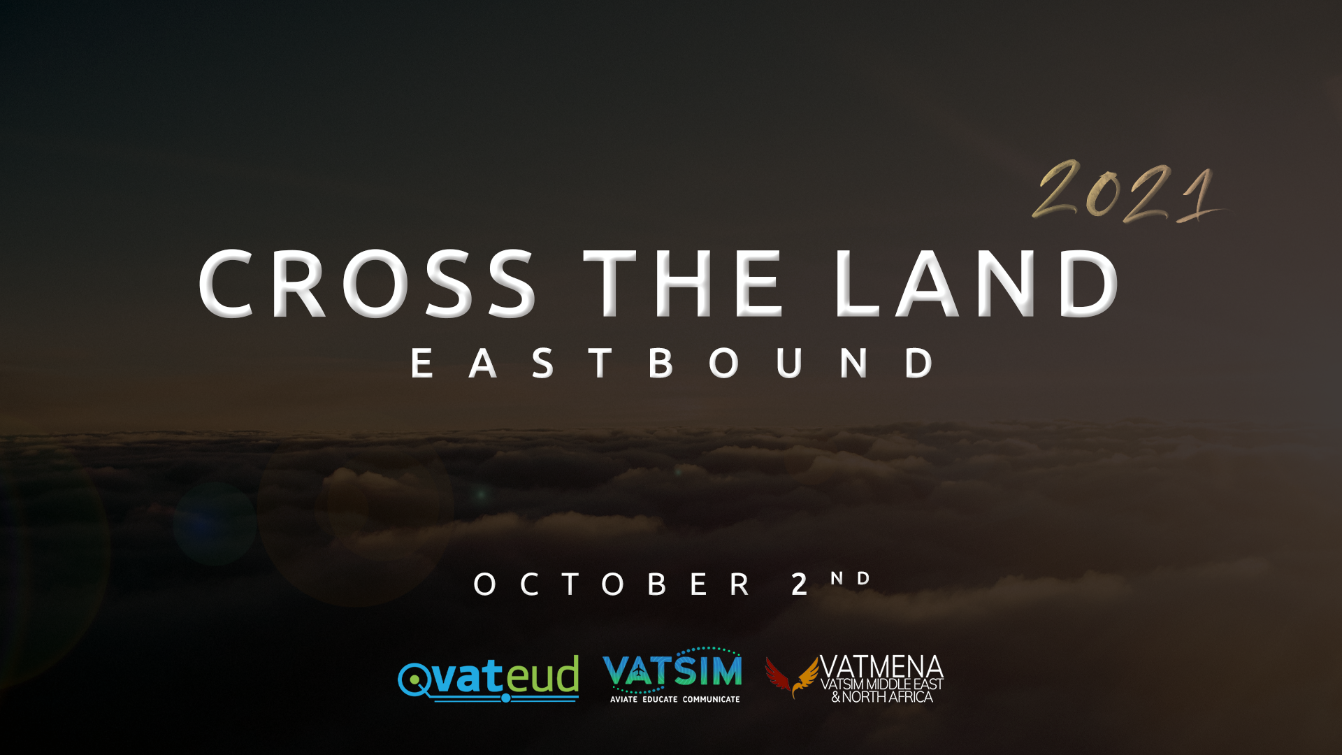 Cross the Land: Eastbound 2021 - Virtual Norwegian Events